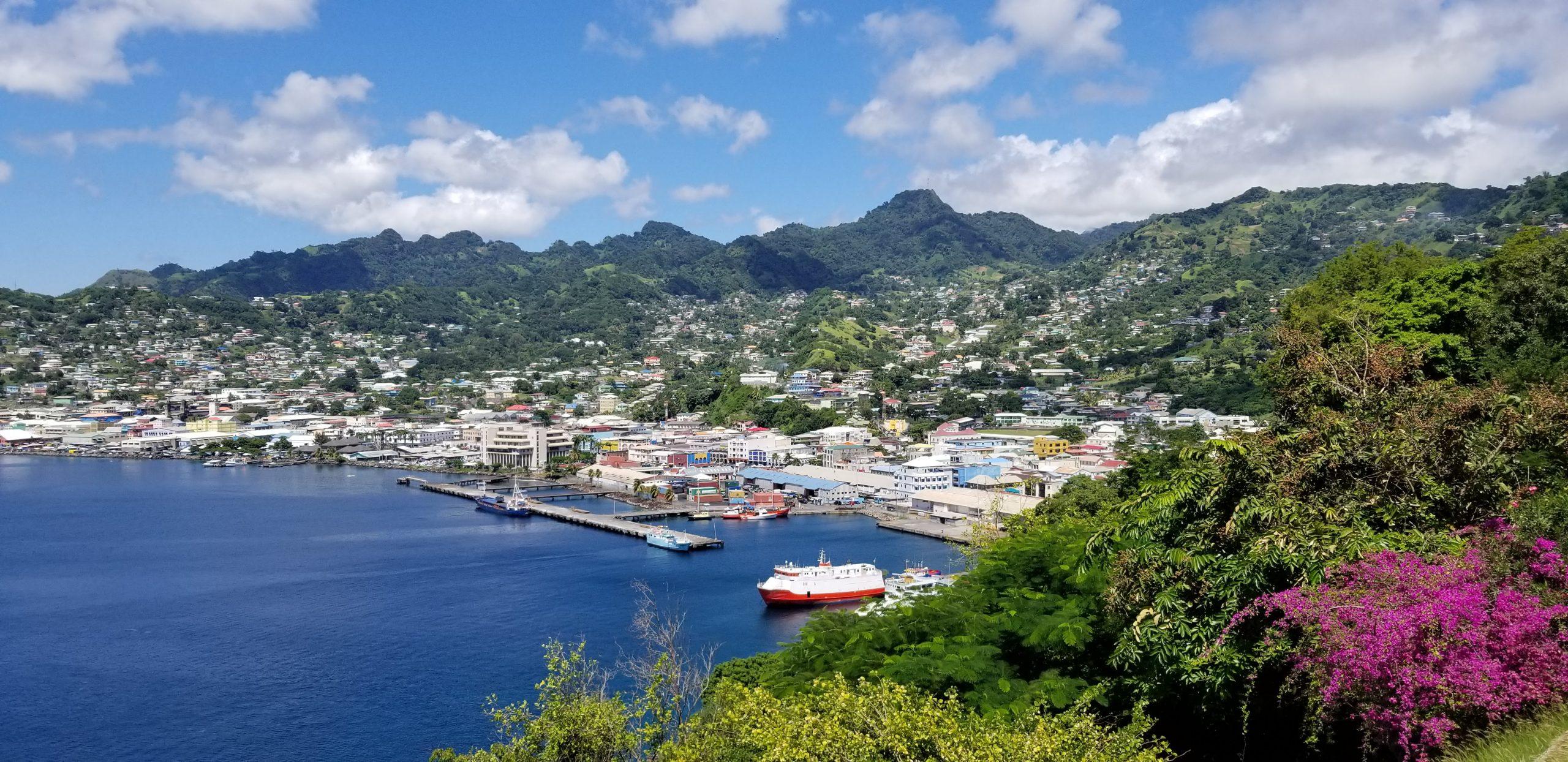 Port of Kingstown St. Vincent