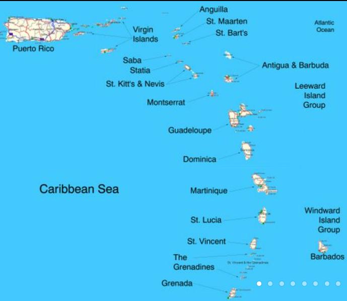 map of EC